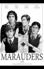 The Marauders Headcanons by -SilverBreath-