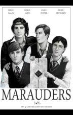 The Marauders Headcanons by -SilverBreath-
