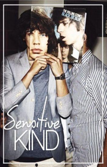 Sensitive Kind [Larry Stylinson AU]