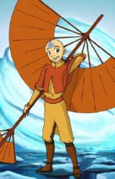 Winds of love(Aang's love story)