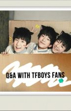 Q&A With TFBOYS Fans by Hyolynlyn