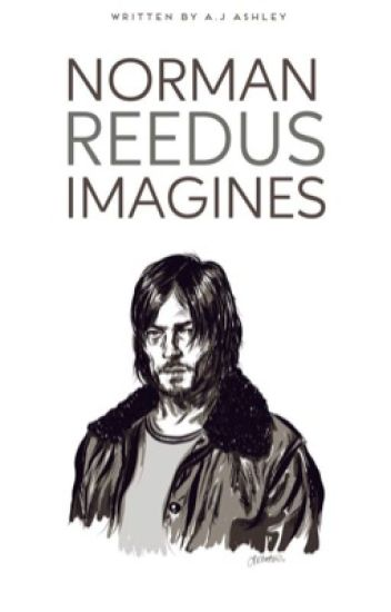 Norman Reedus Imagines
