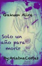 Gakuen Alice by AriatnaCortes