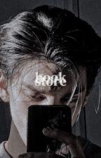 bookstore ⍆ kn + ks by memeyoongi-