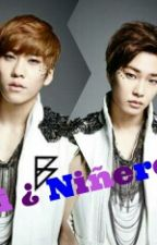 Mi ¿ Niñero ? → JeongSeong ←  by kpoperBF