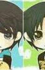 Kokutoshiro History Seconds:Ai Brothers by kiramisaiotaku
