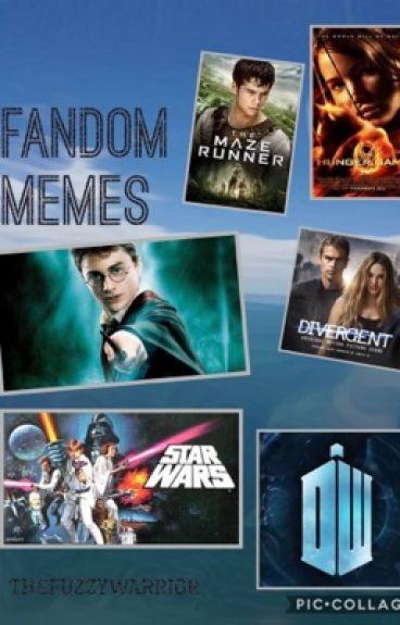 Fandom Memes!!!!