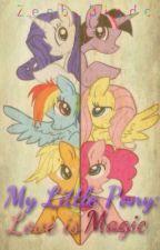 My Little Pony: Love Is Magic by Zeeb_Blade