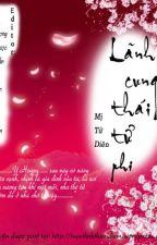 Lãnh cung thái tử phi - Mị Tử Diên by Tieuanh112