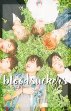BLOODSUCKERS // BTS Fan Fic 16+ by -mochu