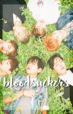 BLOODSUCKERS // BTS Fan Fic 16+ by -jenkookie