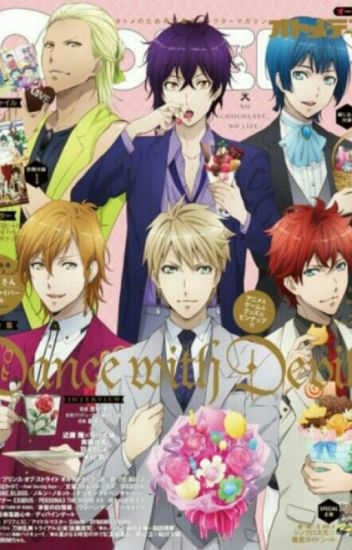 Dance With Devils Boyfriend Scenarios
