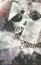 Senior & Junior by xxNurdinaxx