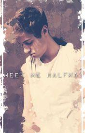Meet Me Halfway - cash au - by crystellethemage