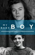 my baby boy by marveIourry