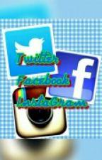 Twitter, Fb,Instagram by ItsCalledDestinyICD
