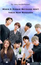 When BTS Meet Their New MANGER?! by gregoriojasmine