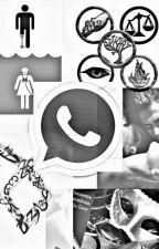 WhatsApp - Conversaciones Literarias by GiaMorgenstern
