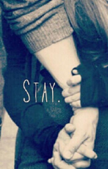 Stay {Club Der Roten Bänder} #Wattys2016 {abgeschlossen}