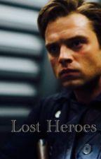 Lost Heroes *Bucky Barnes love story* by Vvanderson