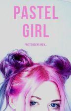 pastel girl by PretenderSiren_