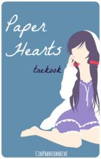 Paper Hearts |[vkook]| by -cinosuretae