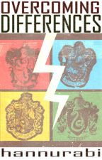 Overcoming Differences || A Marauders Love Story by hannurabi