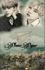 Plane Paper |YoonMin|  by Saritaby11
