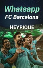 Whatsapp🔝📱FCBarcelona by HeyPique
