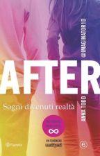 After 6:Sogni divenuti realtà by kevindemarchi1999
