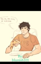 Percy Jackson. Avenger from the start. by blunish101