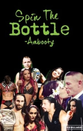 Spin The Bottle by -savageambrose