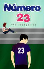 Número 23. by wheresmyoreo