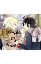 Complete my heart (mikayuu) by xlostwriterx