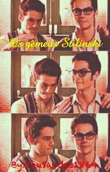 Os gêmeos Stilinski