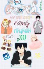 Internet family reunion:))))) by smolskylar