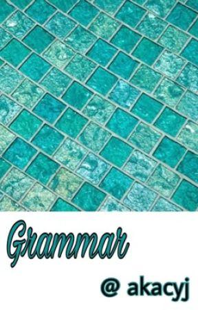 Grammar by akacyj
