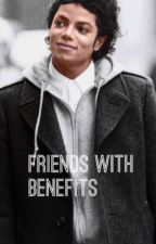 Friends With Benefits by JustApplehead