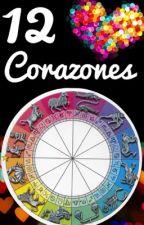 12 Corazones by Cupidismyvalentine