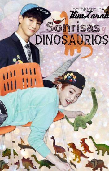 Sonrisas y dinosaurios | ChenMin ✨
