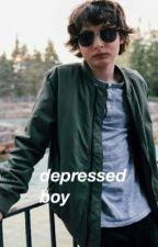 depressed boy ☹ phan {texting} [COMPLETED] by emofriess
