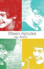 Fifteen Minutes (Zarry AU) by writeivywrite