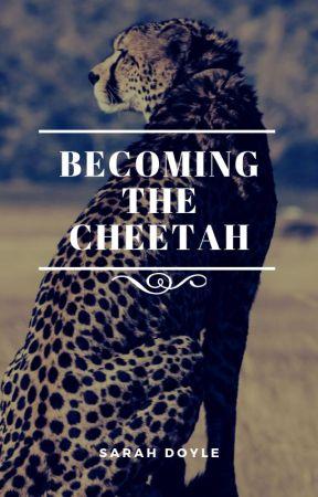 Becoming the Cheetah by Werecat