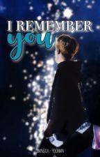 i remember you. »yoonmin by jiminsga