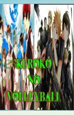 Kuroko no Volleyball (Kuroko's Basketball Fanfic) by Flame18Hime