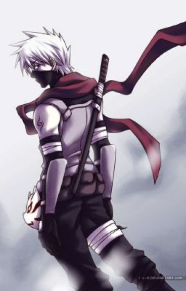 Never thought I would trust again - Kakashi Love Story