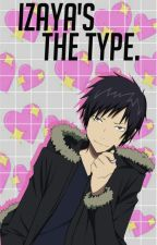 Izaya's The Type. ➳ Durarara! by Swordartxnline