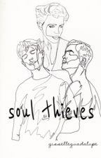 Soul Thieves  by gisselleguadalupe_