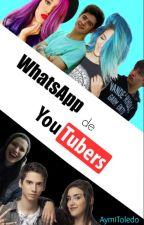 WhatsApp Youtubers by AymiToledo