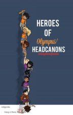 Heroes of Olympus imagines/ headcanons by longliveourfandom